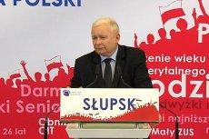 Jarosław Kaczyński jest przekonany, że ma prawo mówić, jak powinna wyglądać polska rodzina.