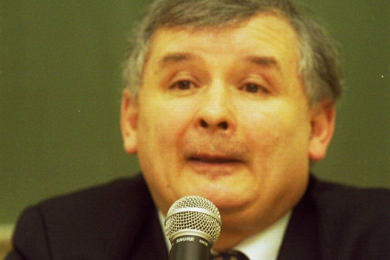 Jarosław Kaczyński powielał antysemickie stereotypy? Chodzi o wypowiedź prezesa z 1994 r.