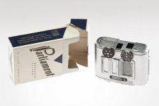Aparat, który idealnie mieścił się w pudełku papierosów. Projekt CIA