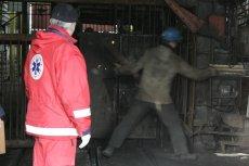 W wyniku wstrząsu zginęło trzech górników.