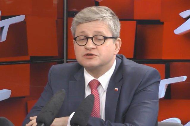 Paweł Soloch, szef Biura Bezpieczeństwa Narodowego. Wśród polityków nazywany... Harrym Potterem.