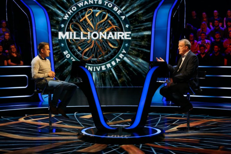 "W Polsce debiutuje ""Who Wants to Be Millionaire z Jeremym Clarksonem"""