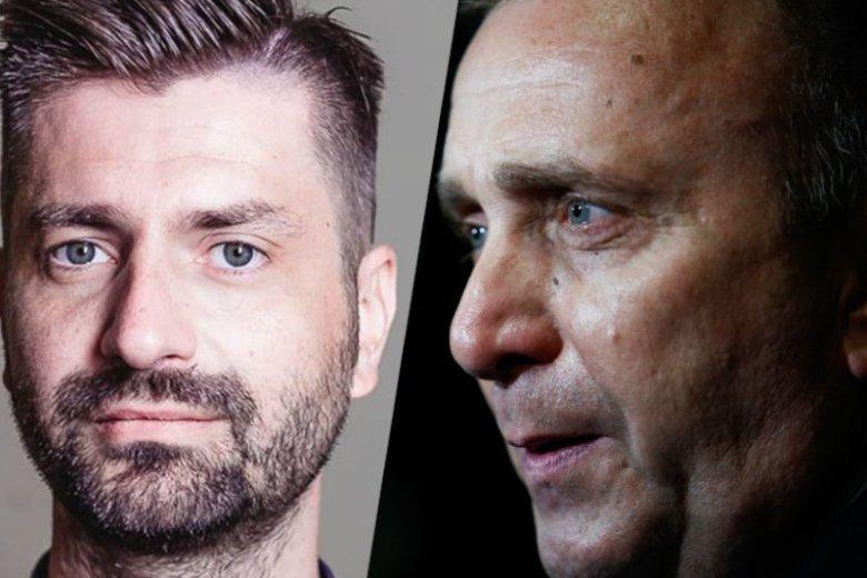 Krzysztof Śmiszek i Grzegorz Schetyna będą walczyć o swoje mandaty we Wrocławiu.