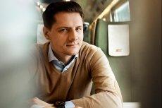 Prezes PKP Intercity Jacek Leonkiewicz