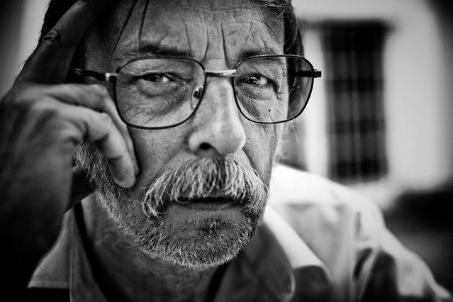 Profesor Zbigniew Mikołejko, filozof religii, eseista, pisarz.