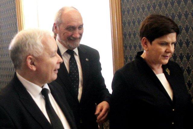 Beata Szydło może zostać marszałkiem Sejmu, a Jarosław Kaczyński premierem.