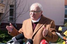 Prof. Krzysztof Simon dostał zakaz wypowiedzi na temat epidemii koronawirusa.