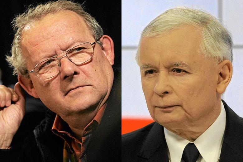 Jarosław Kaczyński i Adam Michnik to dalecy kuzyni? Tak twierdzi jeden z genealogów.