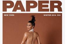 """Celebrytka Kim Kardashian jest jedną z 50 nominowanych do tytułu """"Człowieka Roku 2014"""""""