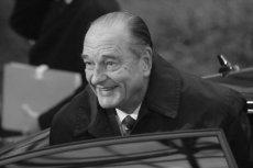 Jacques Chirac zmarł w wieku 86 lat.