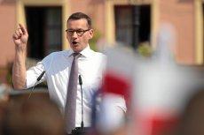 Po tym, jak Mateusz Morawiecki oświadczył, że to on negocjował wejście Polski do UE, w internecie ruszyła akcja #MitomanMorawiecki.