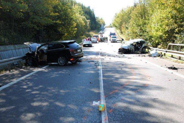 Sprawcy wypadku mają na proces poczekać w słowackim areszcie.