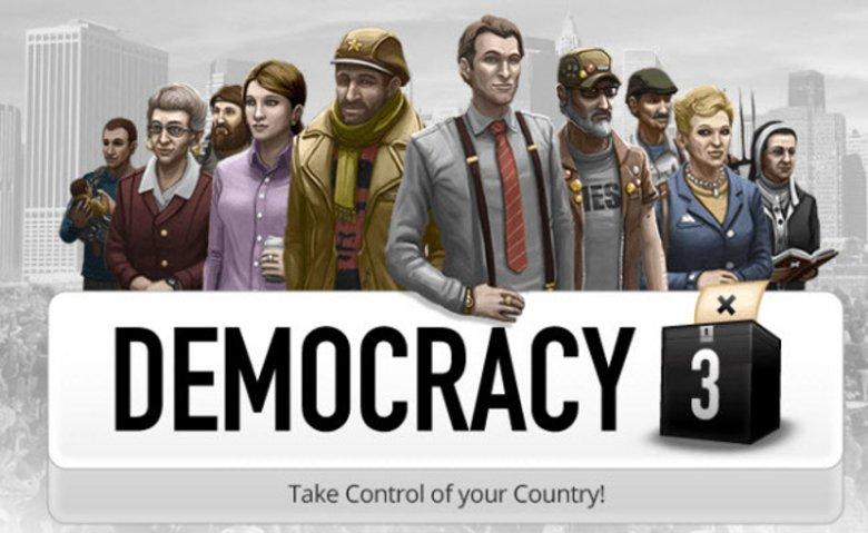 """""""Demokracja 3"""" to trzecia część cyklu realistycznych symulatorów politycznych, wyprodukowana przez brytyjskie studio Positech Games"""