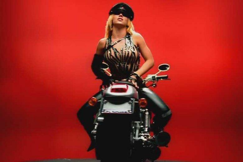 Britney Spears kocha rock'n'roll