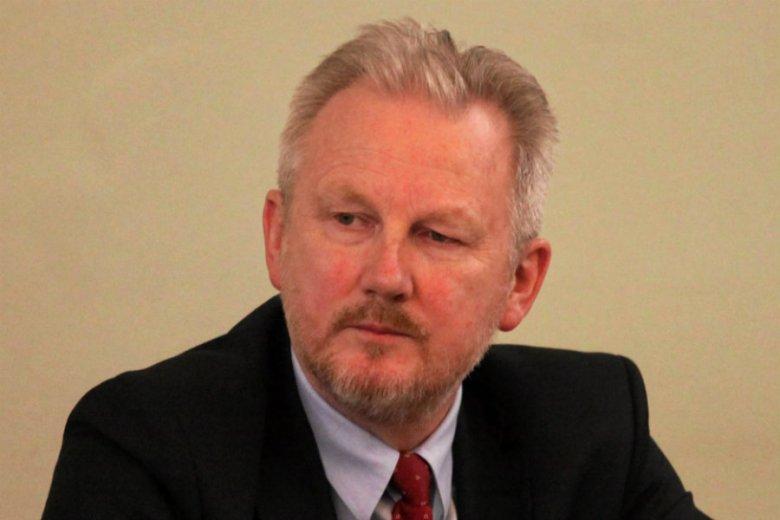 Wojciech Kwaśniak został zatrzymany wraz z sześcioma innymi urzędnikami w czwartek przez CBA.