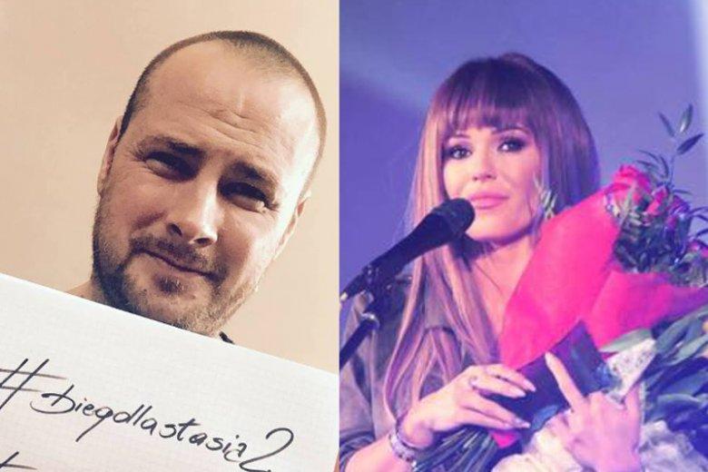 Paweł Małaszyński i Doda są przykładami gwiazd, które pomagają  - każde w swoim stylu.