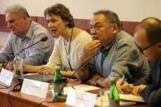 Agnieszka Romaszewska apeluje o solidarność środowiska dziennikarskiego