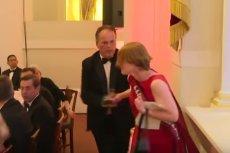 Brytyjski polityk Mark Field zaatakował działaczkę Greenpeace.