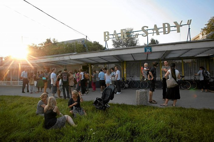 Bar Sady Żoliborskie