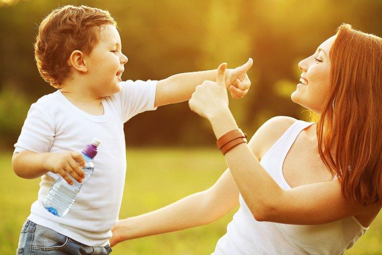 Zabawa z dziećmi może obudzić dziecko w Tobie!