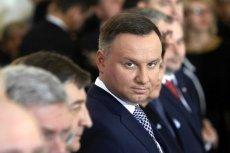 Andrzej Duda nie odsłoni w Pucku tablicy Lecha Kaczyńskiego. Zaprotestowali mieszkańcy miasta.