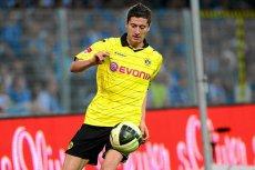 TVP puści mecz Borussia Dortmund - Szachtar Donieck. Na zdjęciu Robert Lewandowski, jeden z trzech Polaków grających w Borussii
