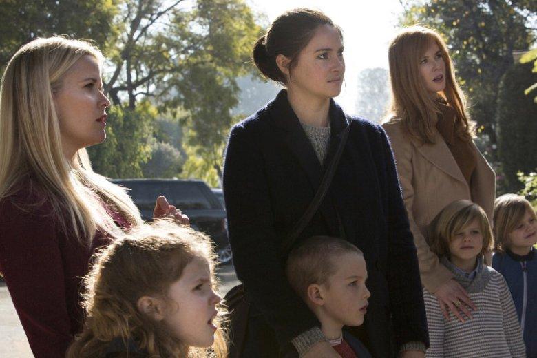 Trzy główne bohaterki trzymającego w napięciu serialu HBO.