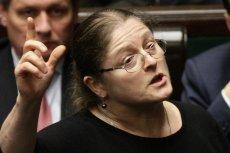 Krystyna Pawłowicz oburzona słowami ambasador USA w Polsce Georgette Mosbacher.