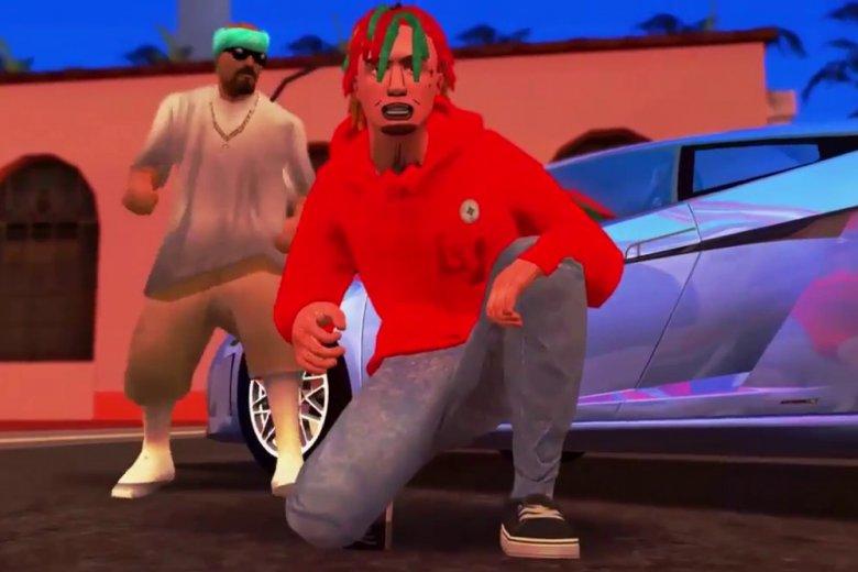"""Klocuch jest autorem hitu """"Kruci Gang"""", który na YouTube wyświetlono niemal 5 mln razy"""