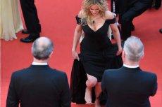 Julia Roberts zszokowała zebranych brakiem obuwia