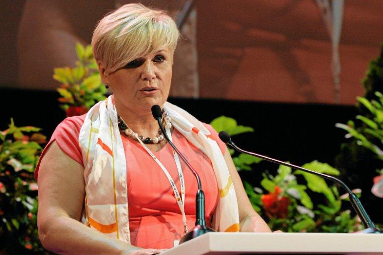 Iwona Piątek, przewodnicząca Partii Kobiet została oficjalną kandydatką tej partii w wyborach prezydenckich.