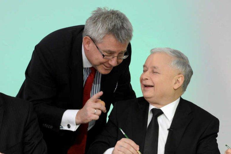 Ryszard Czarnecki został wiceprzewodniczącym Parlamentu Europejskiego. To zajmująca praca, ale bez politycznego znaczenia.