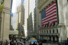 Budynek giełdy na Wall Street. Po krachu z 2008 roku działy się tu dantejskie sceny