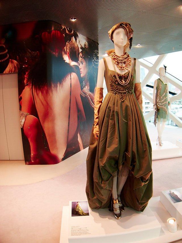 DRESS GATSBY. CATHERINE MARTIN X MIUCCIA PRADA. TOKYO