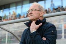 Trener Widzewa Łódź Franciszek Smuda zwyzywał trenera Lechii Tomaszów Mazowiecki.