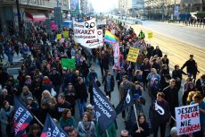 8 marca kobiety znów wyjdą na ulice.