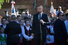 Prezydent Andrzej Duda namawia Polaków, aby wzięli udział w referendum konsultacyjnym, które miałoby się odbyć 10 i 11 listopada.