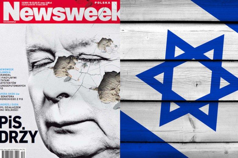 """""""Newsweek"""" w tekście o Andrzeju Dudzie napisał o żydowskim pochodzeniu jego teścia. Teraz broni sięprzed zarzutami o antysemityzm"""
