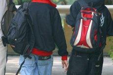 9-latek sam odzyskał skradziony plecak