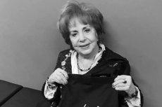Zofia Czerwińska nie żyje. Polska aktorka teatralna, filmowa i telewizyjna miała 85 lat.