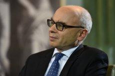 Prof. Dariusz Stola, dyrektor muzeum Historii Żydów Polskich POLIN