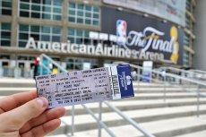 O Finałach NBA oglądanych na żywo Krzysztof Nyc marzył od dzieciństwa. Teraz spełnił swoje marzenie.