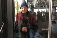 Pan Romek to jeden z bezdomnych, którym MPP już pomógł.