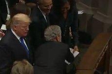 Były prezydent zaskoczył byłą pierwszą damę.