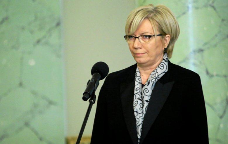 Sędzia Przyłębska dała się poznać, jako jedna z nominatów PiS blokujących wybór nowych sędziów do TK, pod przykrywką zwolnienia lekarskiego
