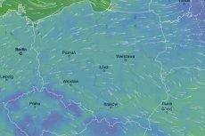Do Polski idzie ochłodzenie, ale i słońce.