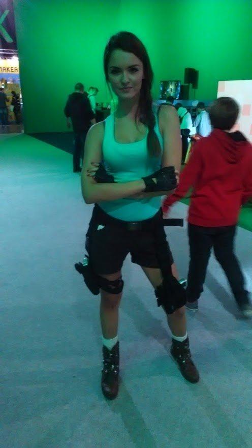 I kolejna Lara Croft