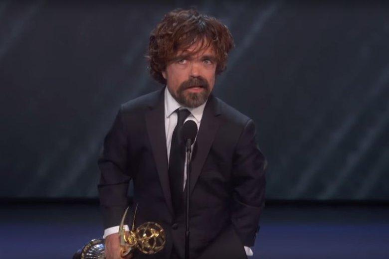 Nagrodę za najlepszą rolę w serialu dramatycznym otrzymał Peter Dinklage.
