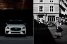 Volvo jako pierwsze na świecie użyło kamery pokładowej XC60 do wykonania profesjonalnej sesji zdjęciowej.