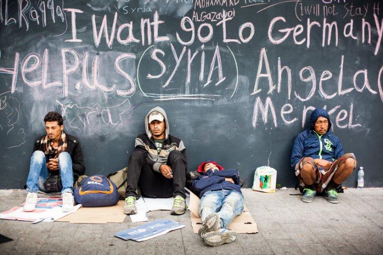 Myli się, kto sądzi, że muzułmanie to tylko biedni uciekinierzy z Bliskiego Wschodu i Afryki...